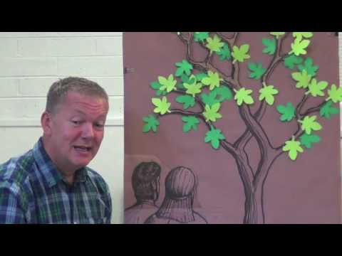 Children's Bible Talk - Jesus Curses The Fig Tree