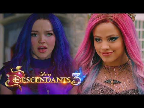 Sarah Jeffery (Audrey) Reveals SECRETS About QUEEN OF MEAN From Descendants 3