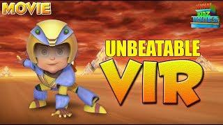 Vir The Robot Boy | Unbeatable Vir | Kids Movies In Hindi | Cartoons For Kids | Wow Kidz Movies