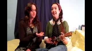 """Day 5- Me, Bailey, and the Ukulele playing """"Sunny Day"""" by Joy Williams"""