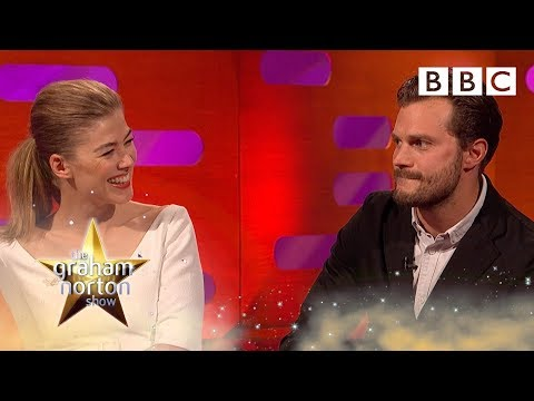 Jamie Dornan's sleepwalking secret... - BBC (видео)