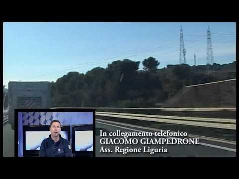 GIAMPEDRONE: LA ALBENGA-CARCARE-PREDOSA NON RIENTRA NELLE PRIORITA' DEL MINISTERO