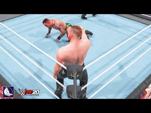 Top 20 Special Moves from the Corner in WWE 2K19