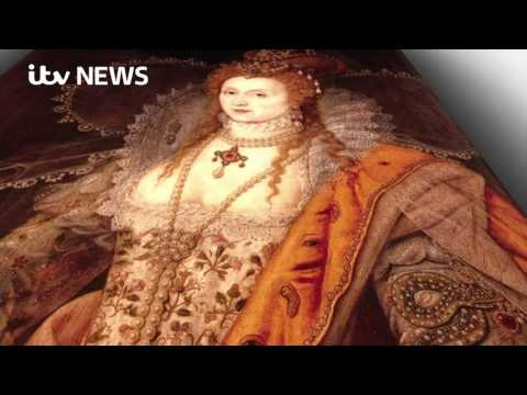 Is this the only surviving clothing worn by Elizabeth I?