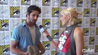 Tyler Posey pour Comic Con News