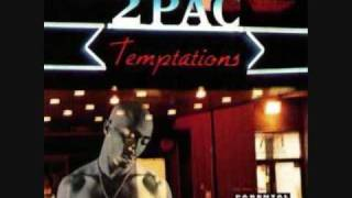 2Pac - (Temptations) Instrumental