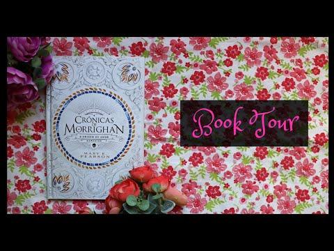 Book Tour: Crônicas de Morrighan   Semana de vídeo todo dia 4   Raíssa Baldoni