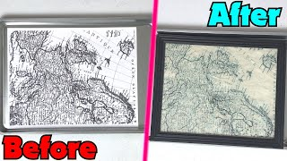 How to Make Paper Look 100 Years Old in 2 MINUTES