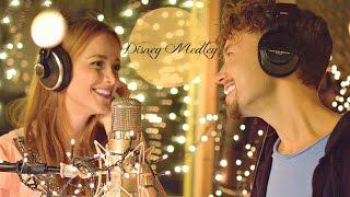 🎄Disney: Christmas Medley🎄 [Italian Songs] - Michele Grandinetti & Sistiana