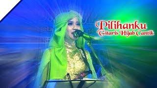 Pilihanku Gitaris Cantiknya Orkes Putri Annisa