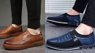 MENS FORMAL SHOES CASUAL SHOE DESIGN SANDAL COLLECTION 2019 LOAFER SHOES