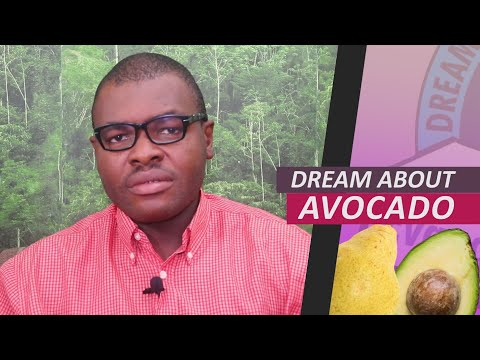 DREAM ABOUT AVOCADO (PEAR) -  Find Out The Spiritual Symbols And Meanings