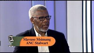ANC stalwart, Mavuso Msimang on the future of President Jacob Zuma