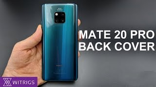 HUAWEI Mate 20 Pro Back Cover Replacement | Repair Guide