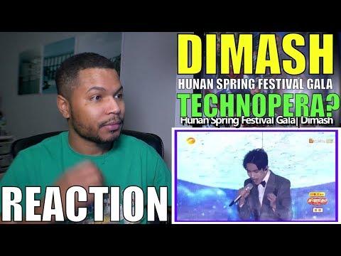 Unforgettable day (singer 2017) - Dimash | REACTION