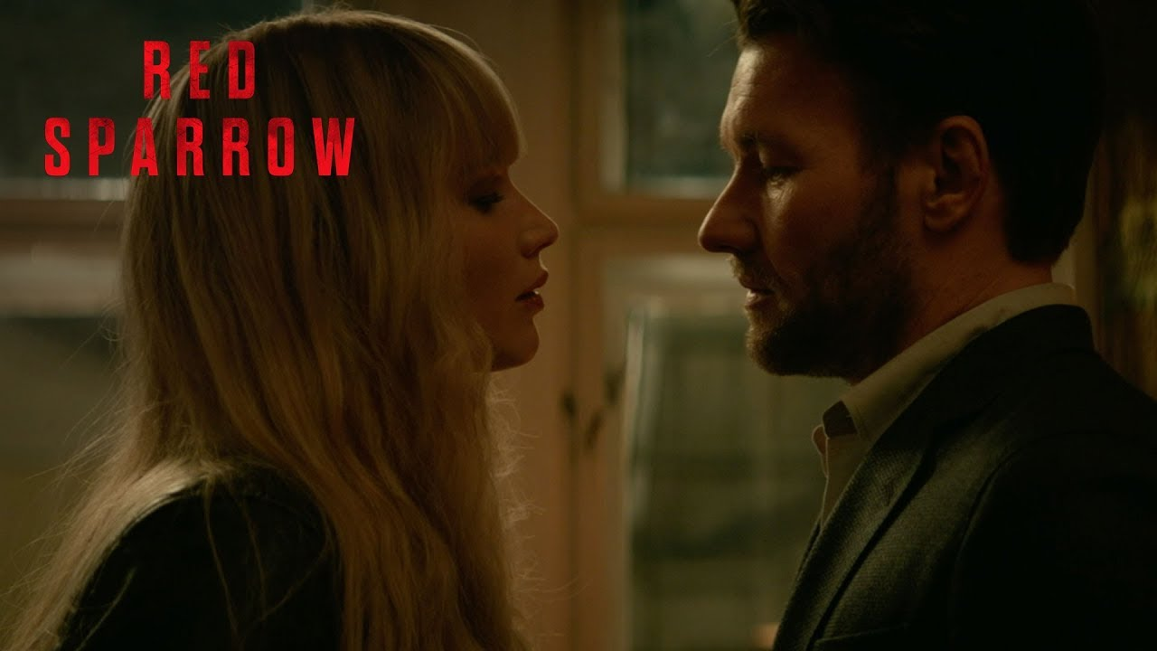Red Sparrow - Look For It On Digital