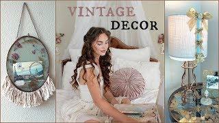 DIY Vintage Decor - French, Whimsical, Shabby Chic Aesthetic