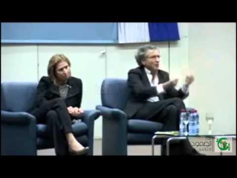 إعتراف إسرائيل بأنها وراء كل ما يحدت في ليبيا و سوريا