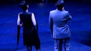 劉德華 Unforgettable Concert 嘉賓 杜文澤 田蕊妮 演唱[明星] by Canon SX30
