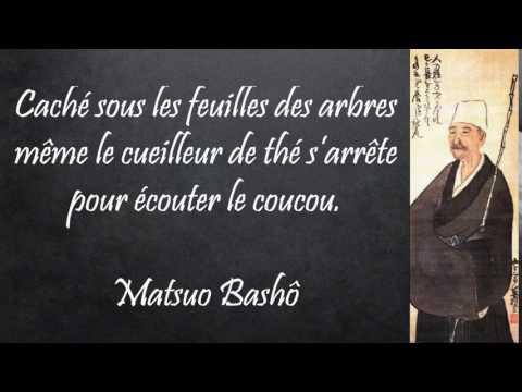 Vidéo de Bashô Matsuo