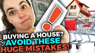 4 Mistakes We Made Buying Our First House   First Time Home Buying Mistakes