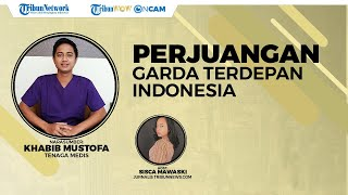 Perjuangan Khabib Mustofa Menjadi Garda Terdepan dalam Penanganan Covid-19 di Indonesia