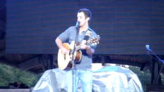 "Easton Corbin ""A lot to Learn About Livin'"" @ Temecula Valley Balloon and Wine Festival 2013"