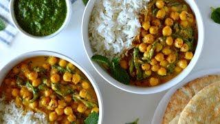 Vegan Indian Dinner Under 30 Minutes - $10 (Gluten Free)