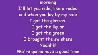 Leave the Club - Chris Brown ft. Joelle James Lyrics