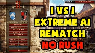 1v1 Rematch vs Extreme AI
