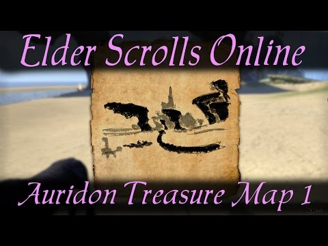 Steam Community :: Video :: Auridon Treasure Map 1 [Elder Scrolls ...