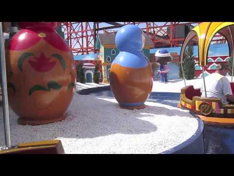 Dora's World Voyage