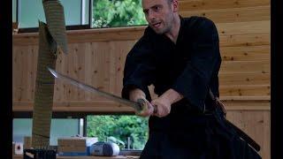 Tatami cutting - Iaido