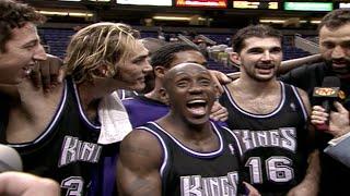 Kings At Suns: 2001 NBA Playoffs Game 4