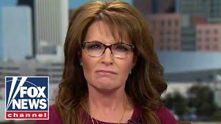 Sarah Palin 'mocks' Kamala Harris' 'awkward' video