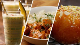 A North Indian Inspired Lunch • Tasty Recipes