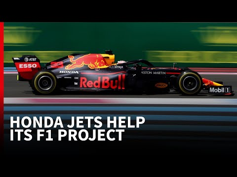 How Honda's jet engine technology is helping it in F1