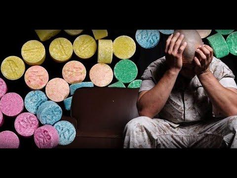 STUDY: MDMA + Talk Therapy CRUSHES PTSD