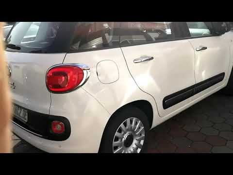 Video Fiat 500L Pop Star. S & S.EU 5. Extras.1 a Zustand
