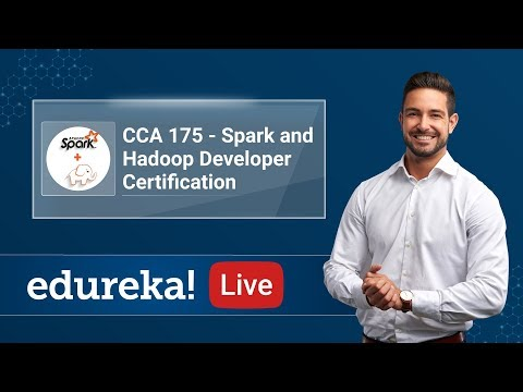 CCA 175 - Certification Hadoop & Spark Developer | Cloudera CCA ...