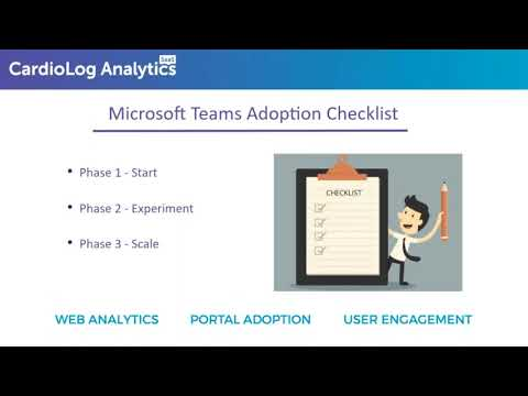 How to Boost Teams Adoption with Analytics - Microsoft Teams Series Part 1