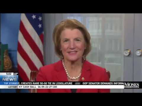 Videos | News | U S  Senator Shelley Moore Capito of West Virginia