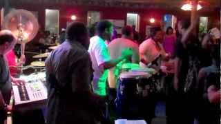 Run Joe, Fishmarket House Band, Tribute to Chuck Brown 5/19/12, Clinton, MD