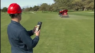Toro ProPass 200 Topdresser Wireless Operation