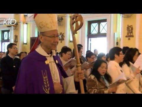 Hong-Kong : l'enthousiasme des catéchumènes
