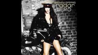 Britney Spears-Radar (Demo)