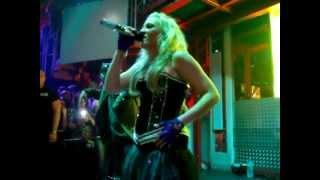 Каскада, Cascada - Pyromania Live @ Neukalen 12.03.2011