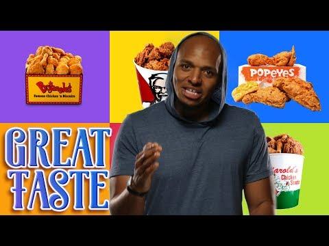 The Best Fried Chicken   Great Taste