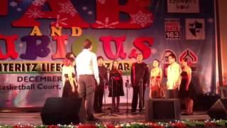 A Wish on Christmas Night [SATB Acappella]