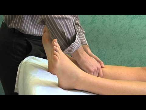 La varicosité brise les pieds